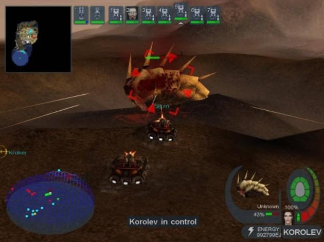 Screenshot 6 - Hostile Waters: Antaeus Rising