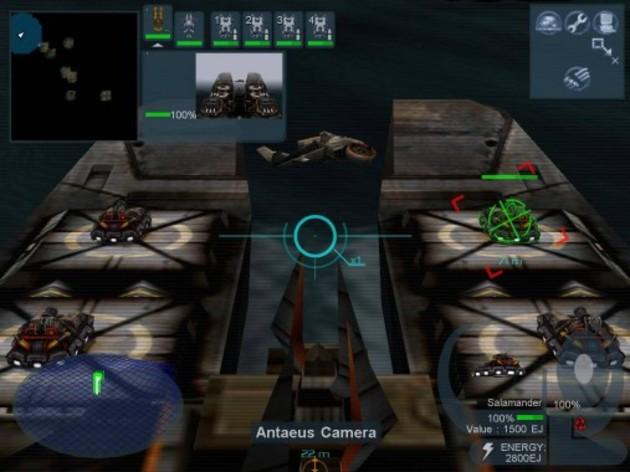Screenshot 4 - Hostile Waters: Antaeus Rising
