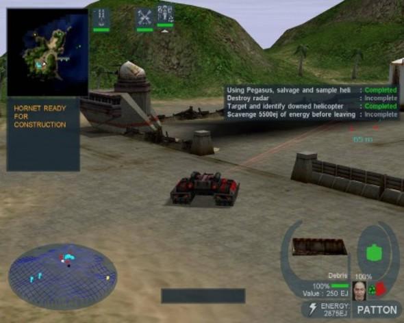 Screenshot 3 - Hostile Waters: Antaeus Rising