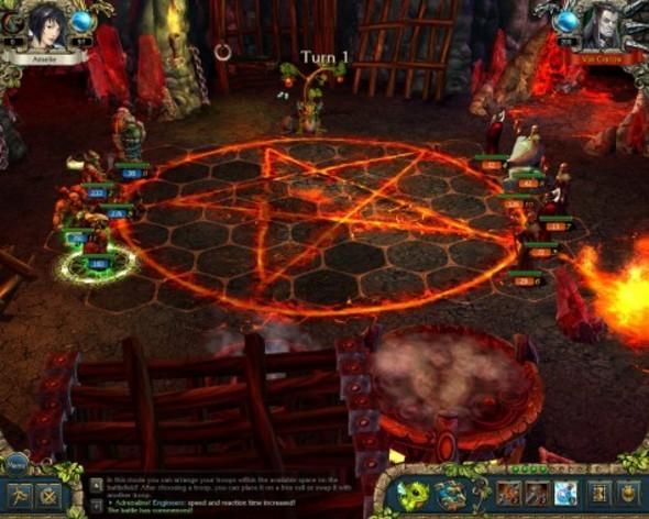 Screenshot 11 - King's Bounty: Crossworlds GOTY