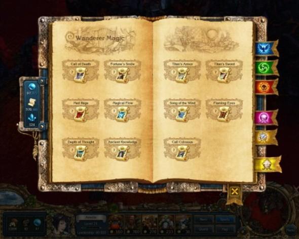 Screenshot 9 - King's Bounty: Crossworlds GOTY