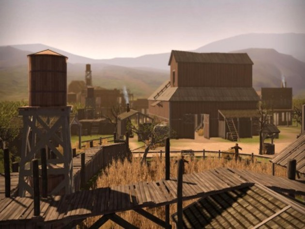 Screenshot 4 - Lead and Gold: Gangs of the Wild West