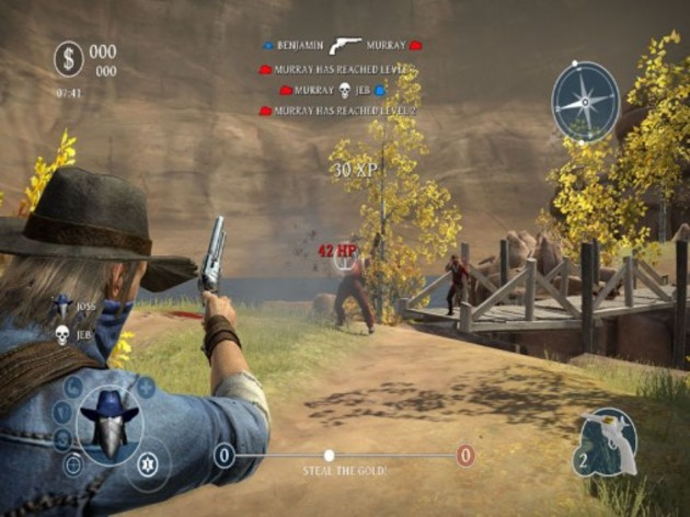 Screenshot 9 - Lead and Gold: Gangs of the Wild West