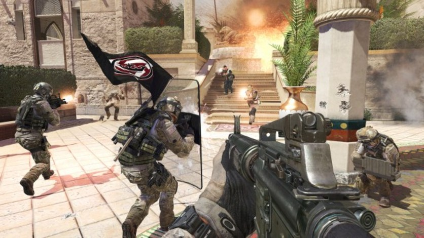Screenshot 2 - Call of Duty: Modern Warfare 3 Collection 2 (MAC)