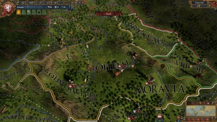 Screenshot 7 - Europa Universalis IV: Art of War