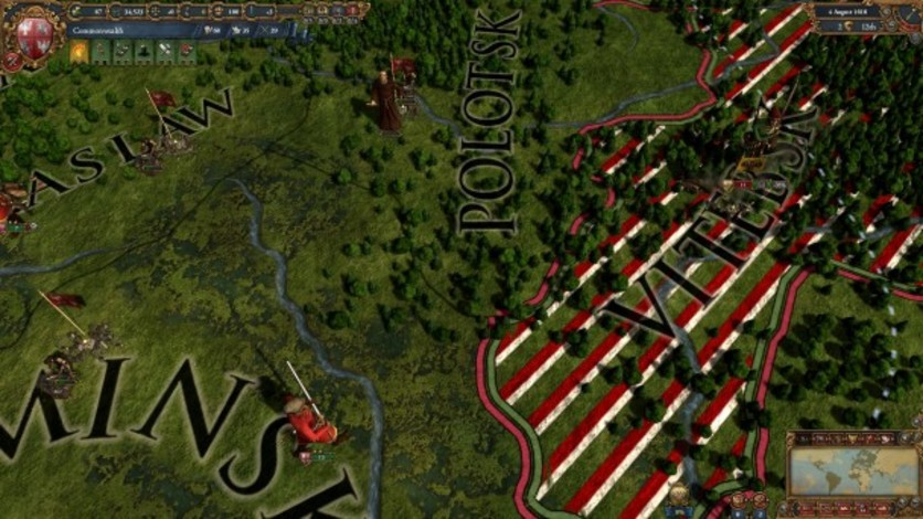 Screenshot 2 - Europa Universalis IV: Art of War