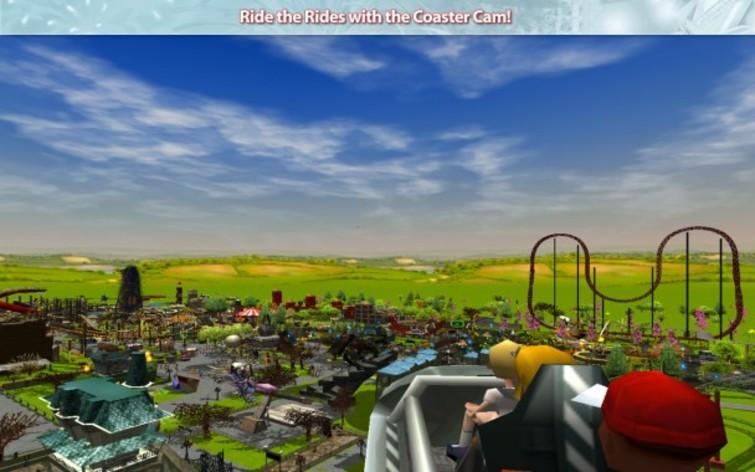 Screenshot 3 - RollerCoaster Tycoon 3: Platinum (MAC)