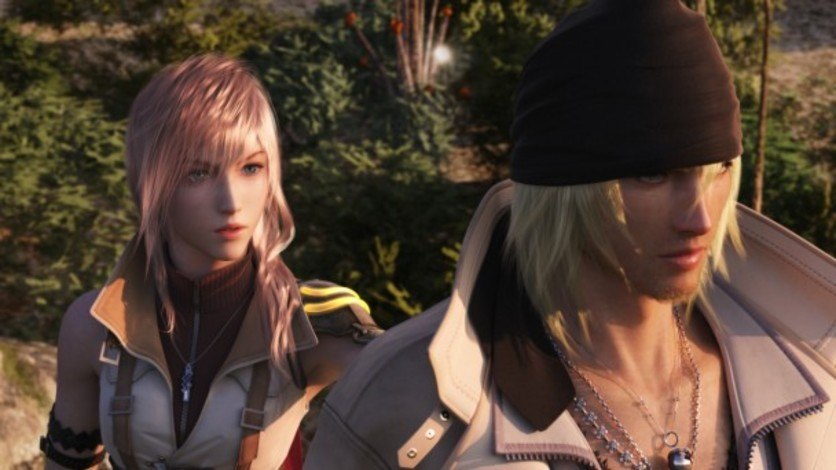 Screenshot 4 - FINAL FANTASY XIII