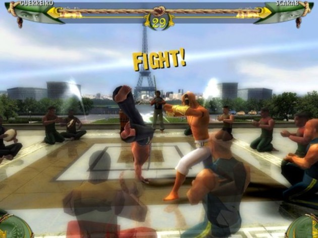 Screenshot 8 - Martial Arts: Capoeira