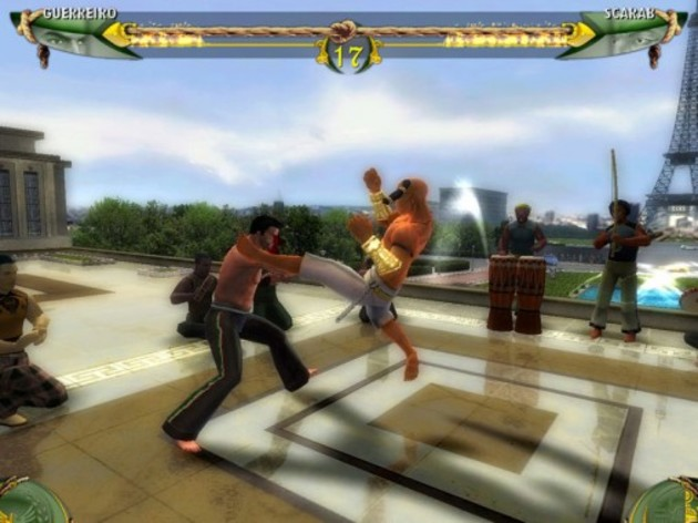 Screenshot 11 - Martial Arts: Capoeira