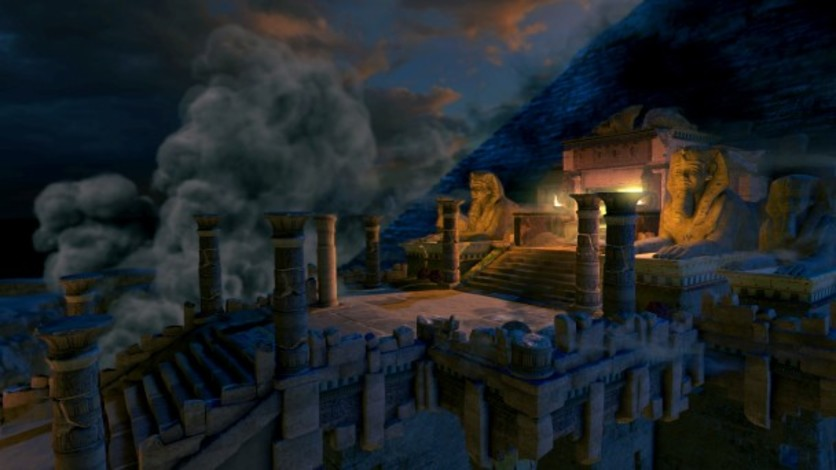 Screenshot 1 - Lara Croft and The Temple of Osiris - Season Pass