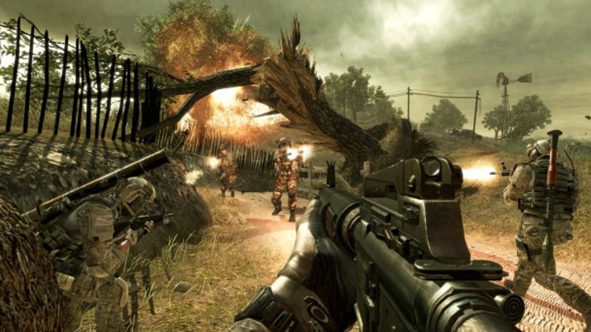 Screenshot 13 - Call of Duty: Modern Warfare 3 Collection 3: Chaos Pack
