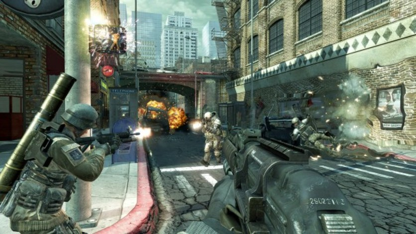 Screenshot 12 - Call of Duty: Modern Warfare 3 Collection 3: Chaos Pack (MAC)