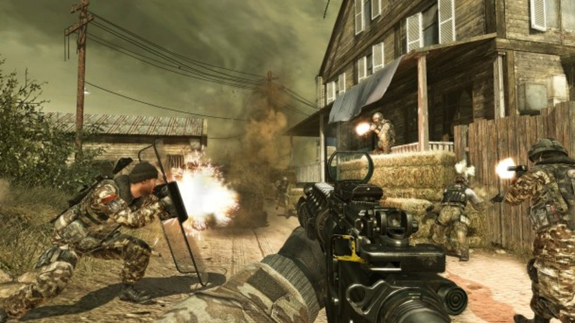 Screenshot 4 - Call of Duty: Modern Warfare 3 Collection 3: Chaos Pack