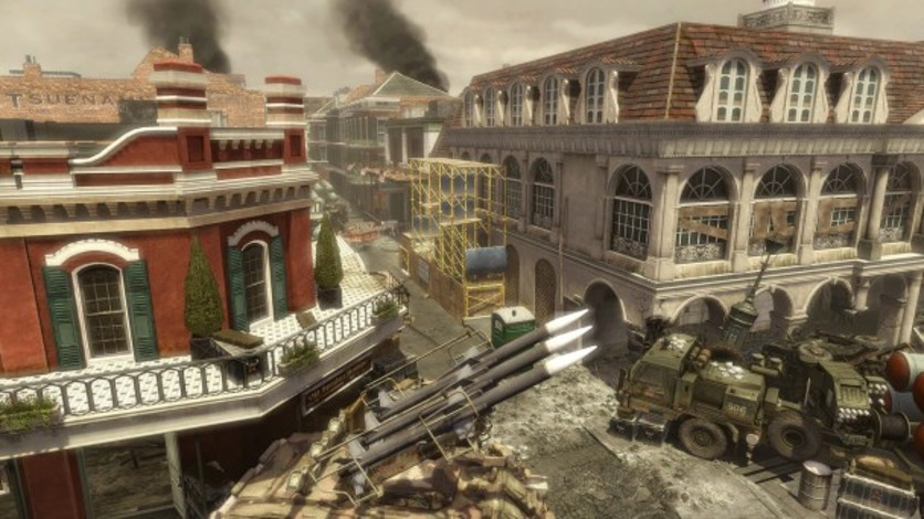 Screenshot 1 - Call of Duty: Modern Warfare 3 Collection 4: Final Assault (MAC)