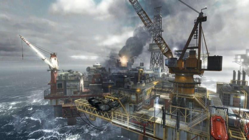 Screenshot 2 - Call of Duty: Modern Warfare 3 Collection 4: Final Assault (MAC)