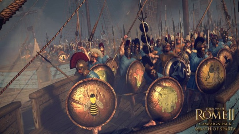 Screenshot 6 - Total War: ROME II - Wrath of Sparta