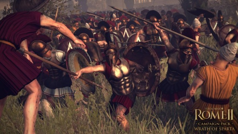 Screenshot 1 - Total War: ROME II - Wrath of Sparta