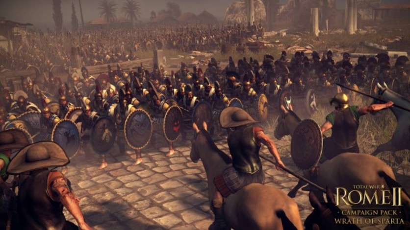 Screenshot 2 - Total War: ROME II - Wrath of Sparta