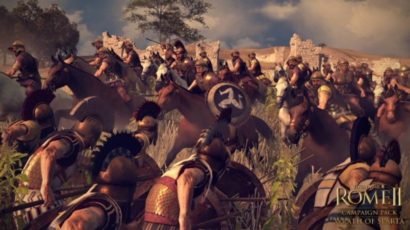 Screenshot 5 - Total War: ROME II - Wrath of Sparta
