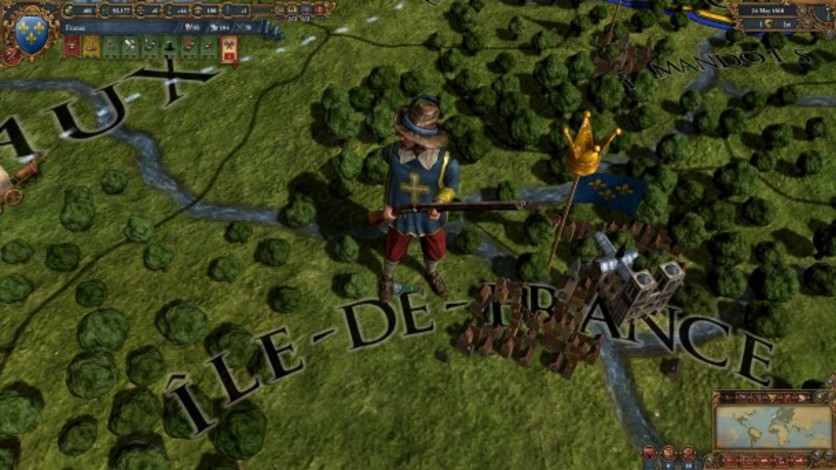 Screenshot 2 - Europa Universalis IV: Evangelical Union Unit Pack
