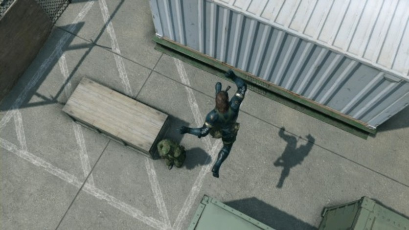 Screenshot 6 - Metal Gear Solid V: Ground Zeroes