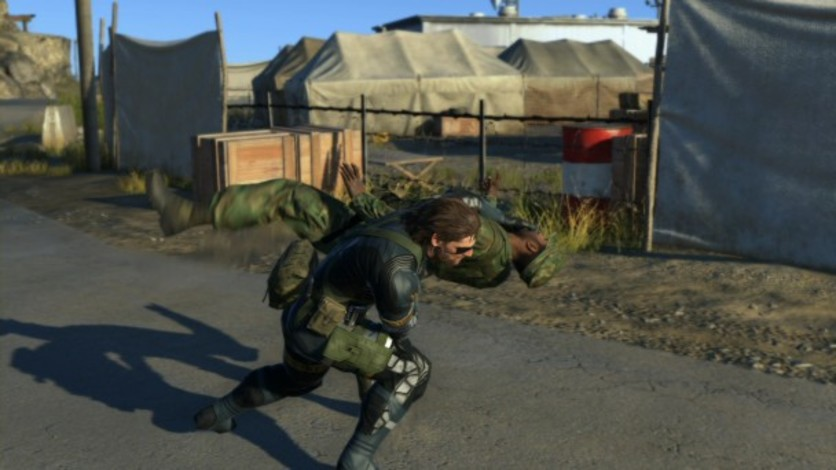 Screenshot 3 - Metal Gear Solid V: Ground Zeroes