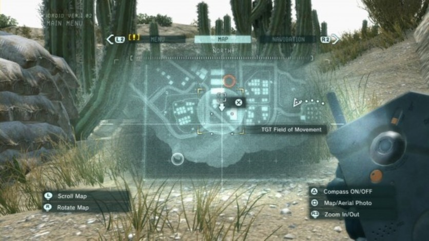 Screenshot 5 - Metal Gear Solid V: Ground Zeroes