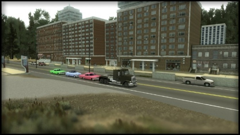 Screenshot 3 - Extreme Roads USA