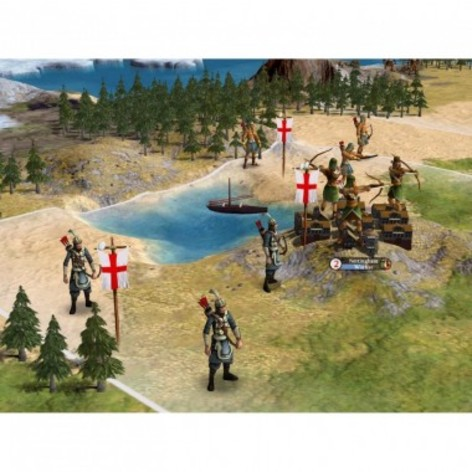 Screenshot 3 - Sid Meier's Civilization IV: The Complete Edition (MAC)