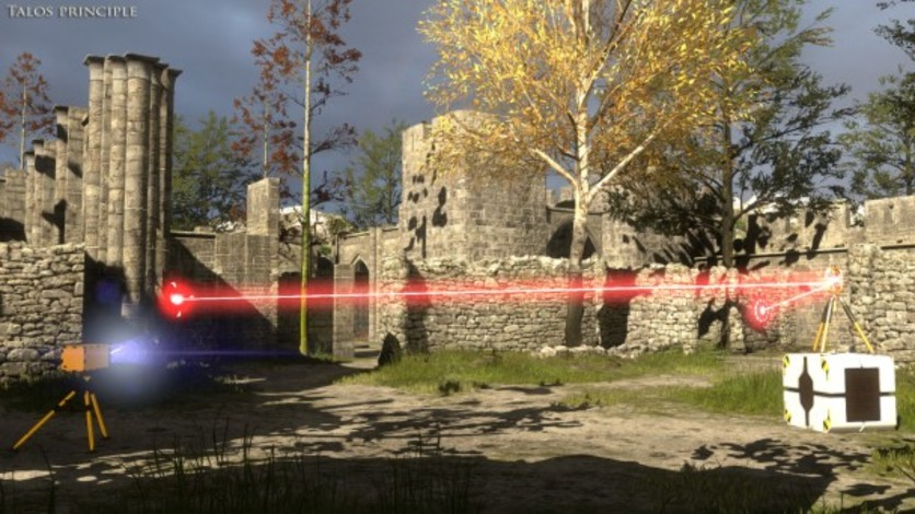 Screenshot 4 - The Talos Principle