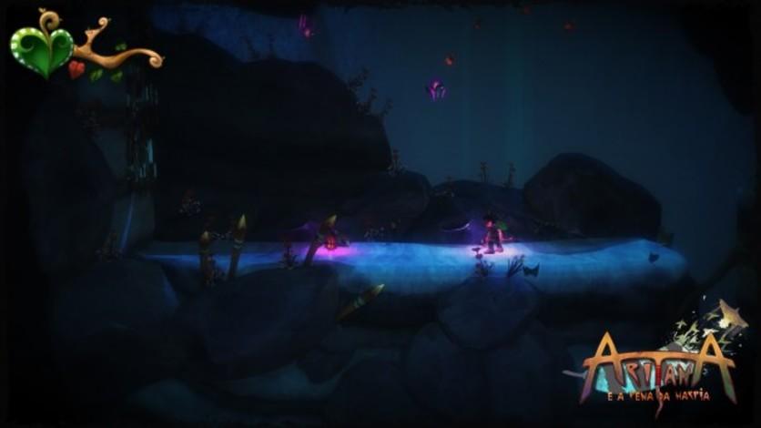 Screenshot 7 - Aritana e a Pena da Harpia