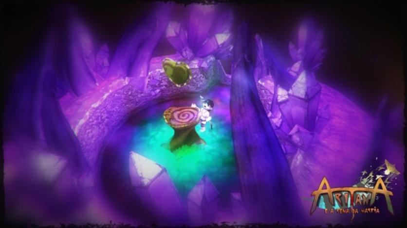 Screenshot 3 - Aritana e a Pena da Harpia