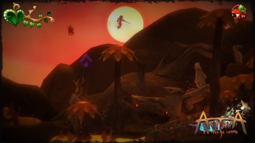 Screenshot 4 - Aritana e a Pena da Harpia