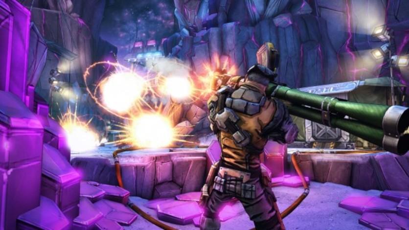 Screenshot 2 - Borderlands: The Pre-Sequel - Ultimate Vault Hunter Upgrade Pack: The Holodome Onslaught