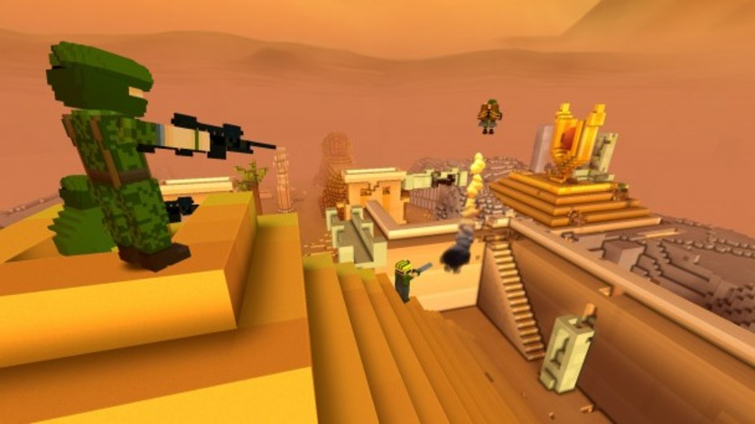 Screenshot 5 - Ace of Spades: Battle Builder 4 Pack