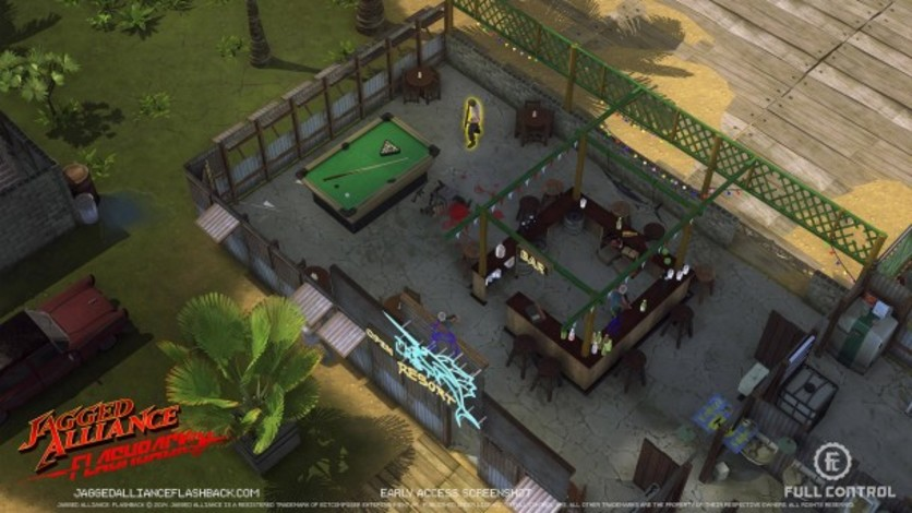 Screenshot 21 - Jagged Alliance Flashback