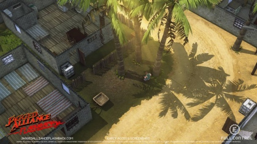 Screenshot 9 - Jagged Alliance Flashback