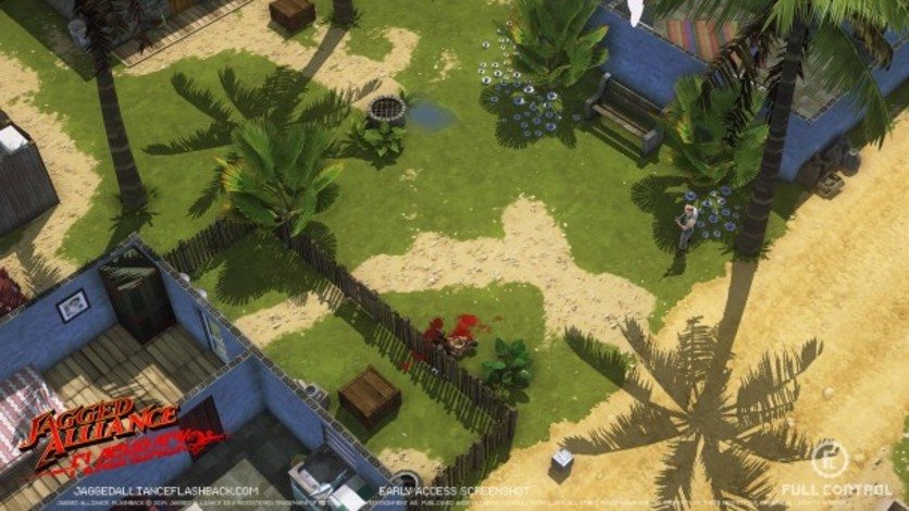 Screenshot 18 - Jagged Alliance Flashback