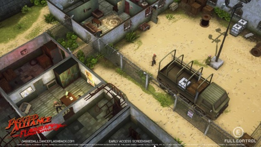 Screenshot 7 - Jagged Alliance Flashback