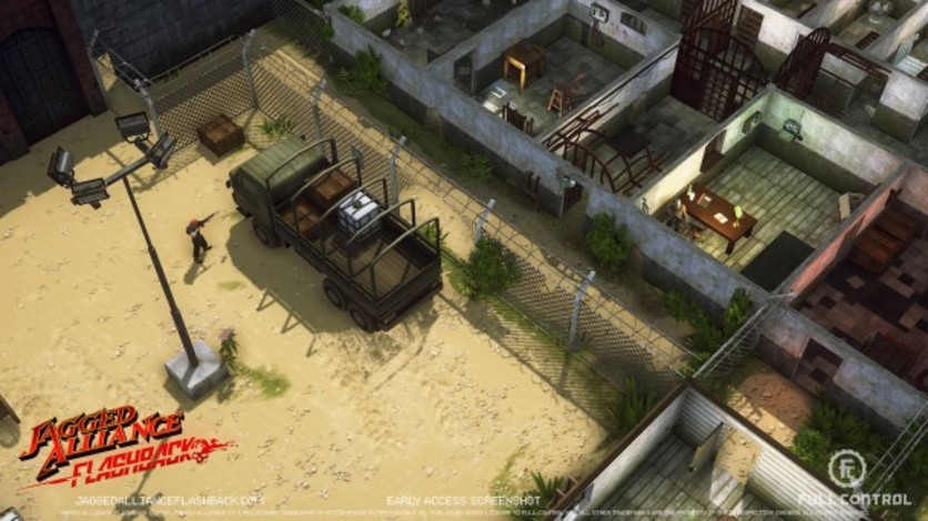 Screenshot 6 - Jagged Alliance Flashback