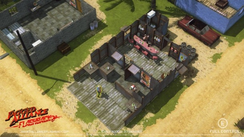 Screenshot 19 - Jagged Alliance Flashback