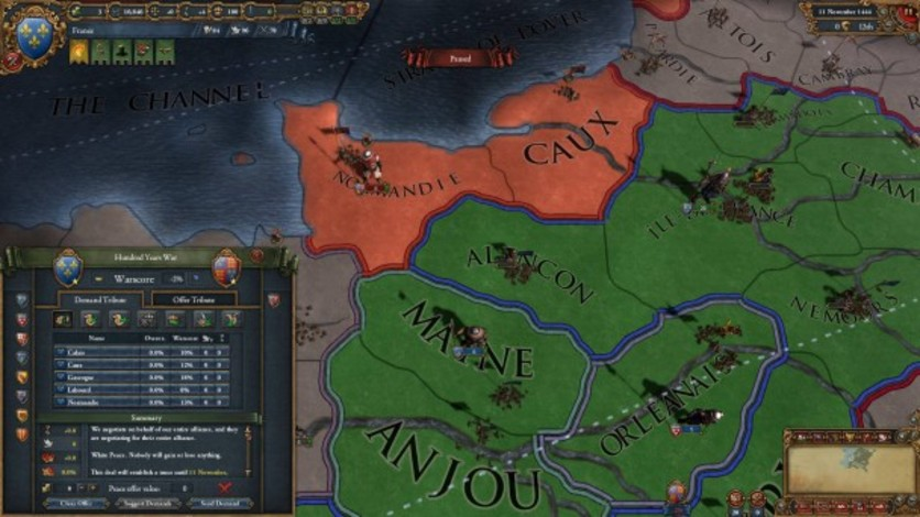 Screenshot 11 - Europa Universalis IV: Songs of War