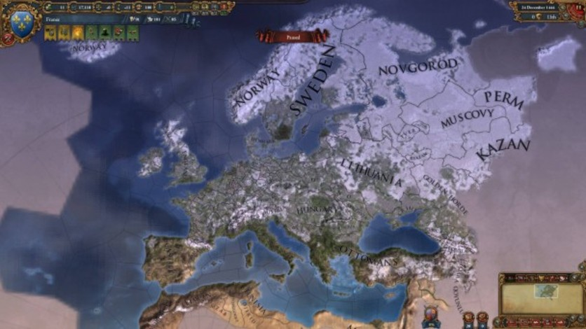 Screenshot 3 - Europa Universalis IV: Songs of War