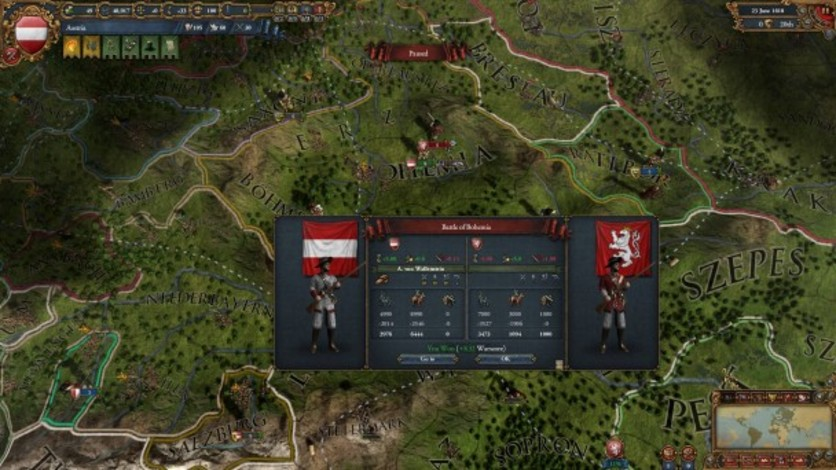 Screenshot 13 - Europa Universalis IV: Songs of War