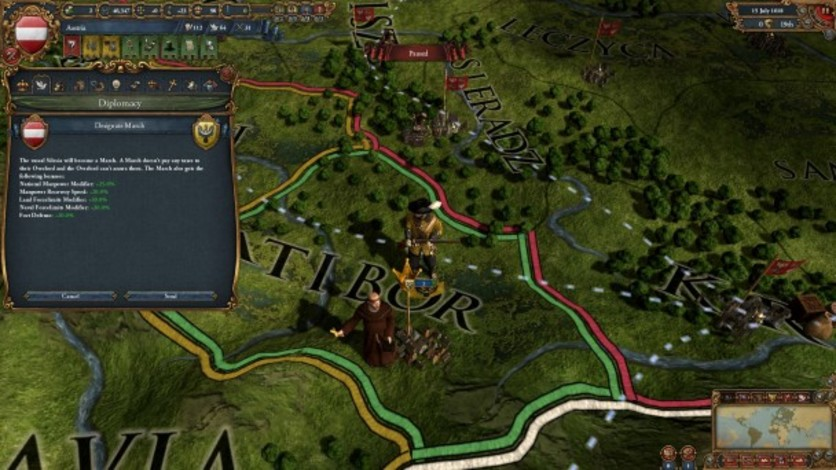 Screenshot 6 - Europa Universalis IV: Songs of War