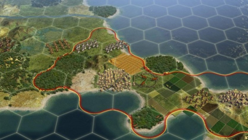 Screenshot 5 - Sid Meier's Civilization V (MAC)
