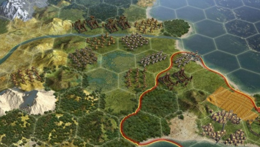 Screenshot 3 - Sid Meier's Civilization V (MAC)