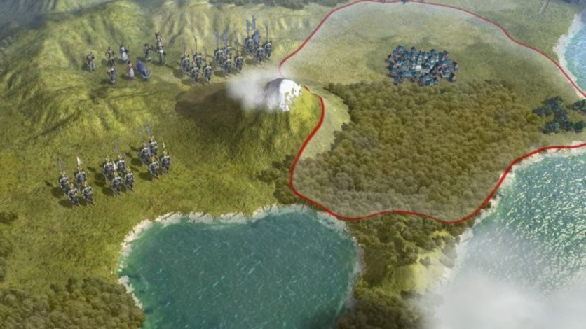Screenshot 3 - Sid Meier's Civilization V: Explorer's Map Pack (MAC)