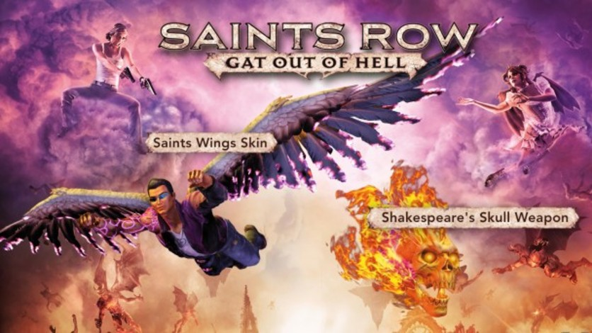Screenshot 1 - Saints Row: Gat Out of Hell - Devil's Workshop Pack